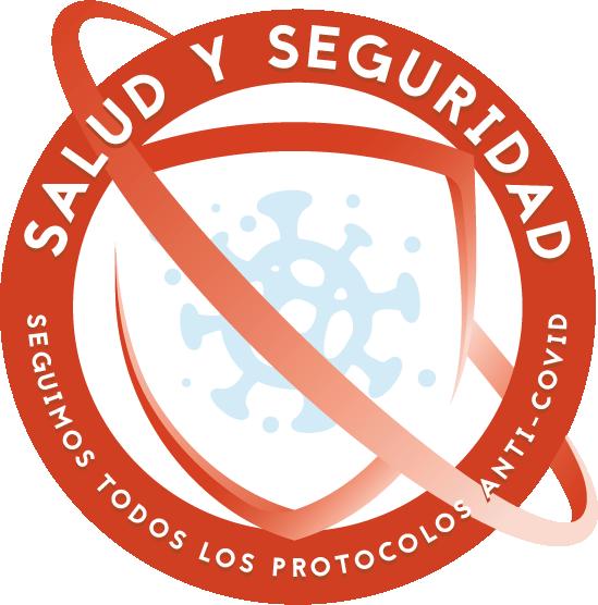 Sello anti-covid protocolod e prevencion e higiene anti covid