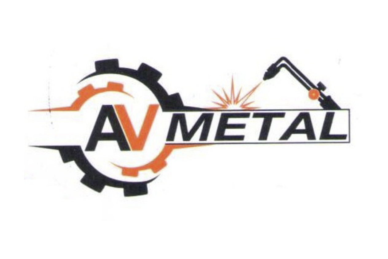 AV Metal Logo