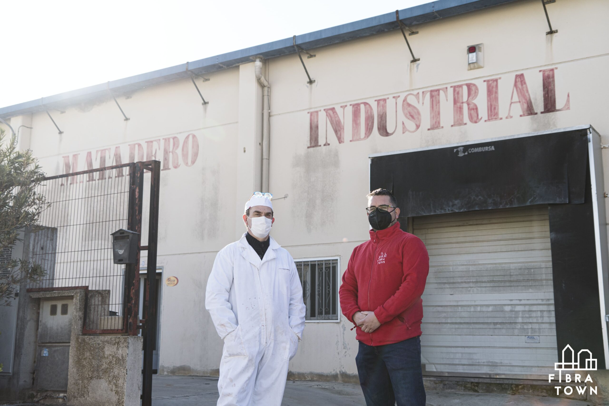 MATADERO INDUSTRIAL LA MANCHUELA